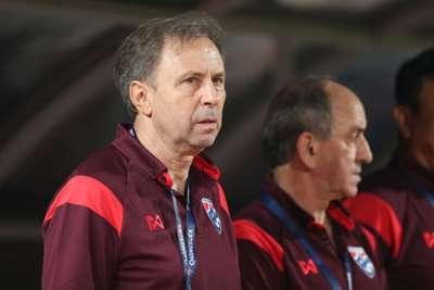 Milovan Rajevac; Thailand head coach