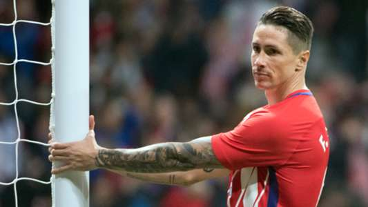 Fernando Torres Atletico Madrid Real