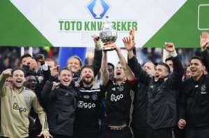 Ajax Amsterdam - KNVB Cup 2019 Winners