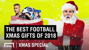 Best Football Xmas gifts 2018
