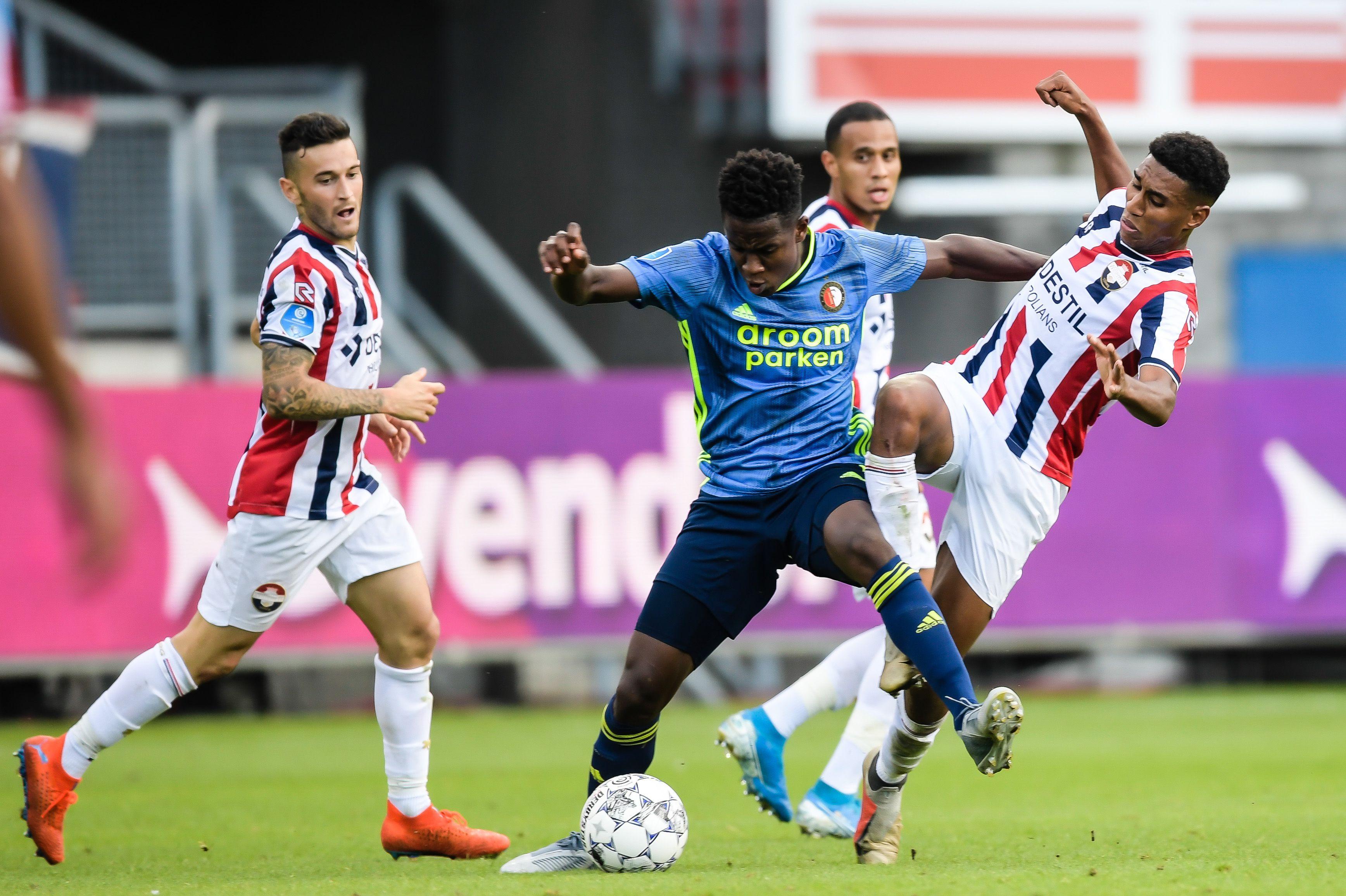 Luis Sinisterra Feyenoord 2019
