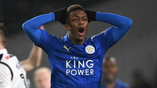HD Demarai Gray Leicester City