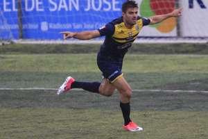 Magaña arribó a Costa Rica tras ser campeón de goleo sub 20 con León