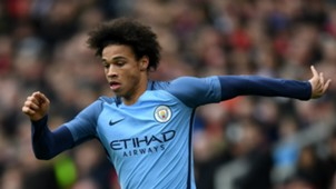 Leroy Sane Manchester City 11032017