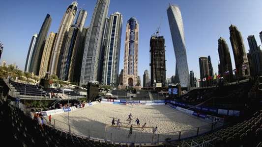 Huawei Intercontinental Beach Soccer Cup Dubai 2017