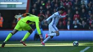Hazard Bournemouth Chelsea Premier League