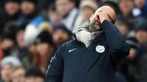 Pep Guardiola Manchester City Newcastle