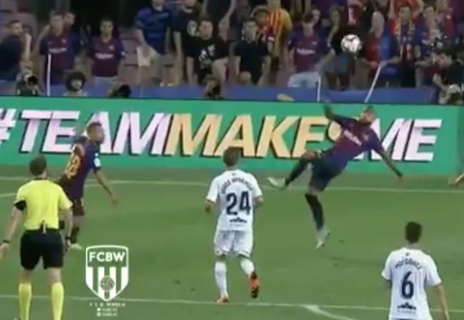 Arturo Vidal 5 Barcelona Alavés