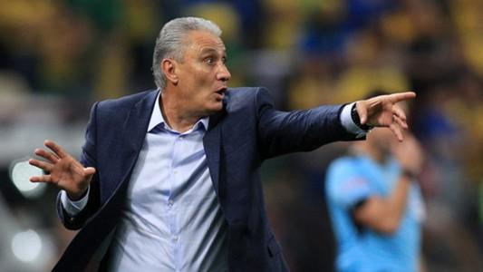 Tite Brasil Peru Copa América 22062019