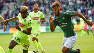 Lois Diony Abdoulaye Bamba Saint-Etienne Angers Ligue 1 10092017