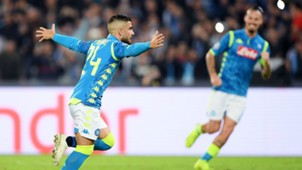Lorenzo Insigne Napoli PSG