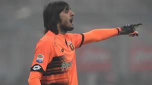 Mattia Perin Genoa Serie A 2016-17