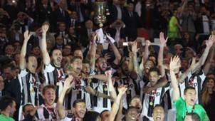 Pesta Juara Coppa Italia 2017 Juventus