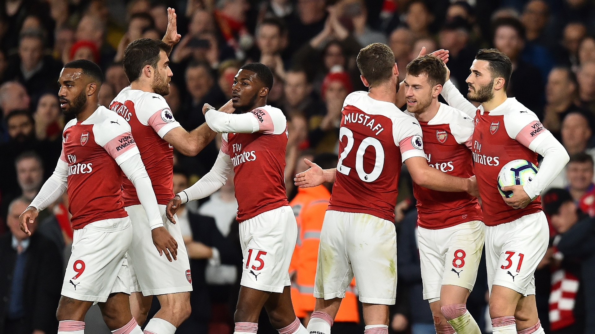 Ainsley Maitland-Niles: 'Arsenal closing in on Champions League return'