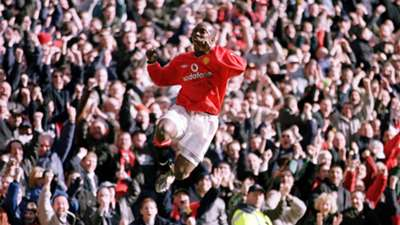 Dwight Yorke Manchester United Arsenal