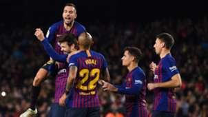 Barcelona Villarreal LaLiga 02122018