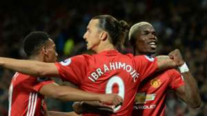 Zlatan Ibrahimovic Paul Pogba Manchester United