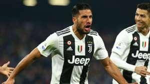 Emre Can Napoli Juventus Serie A