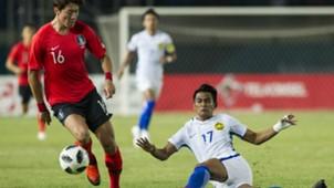 Irfan Zakaria, Malaysia U23