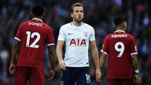Liverpool Tottenham Premier League