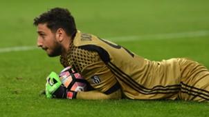 Gianluigi Donnarumma Juventus Milan Serie A