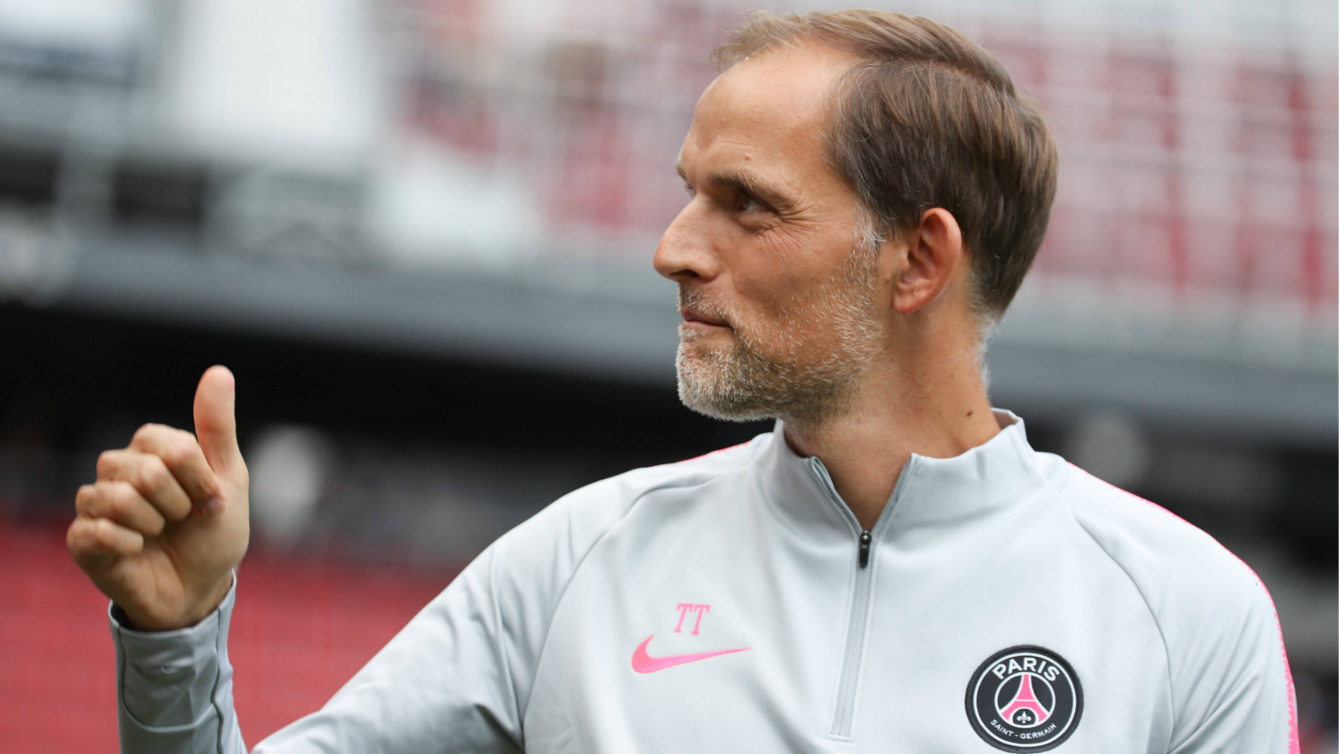 ONLY GERMANY Thomas Tuchel Bayern Munchen PSG ICC 21072018