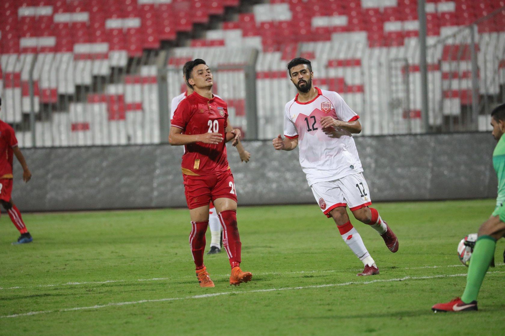 Bahrain Myanmar