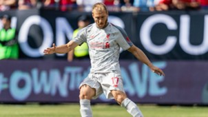 Ragnar Klavan Liverpool Manchester United ICC 2018 07282018