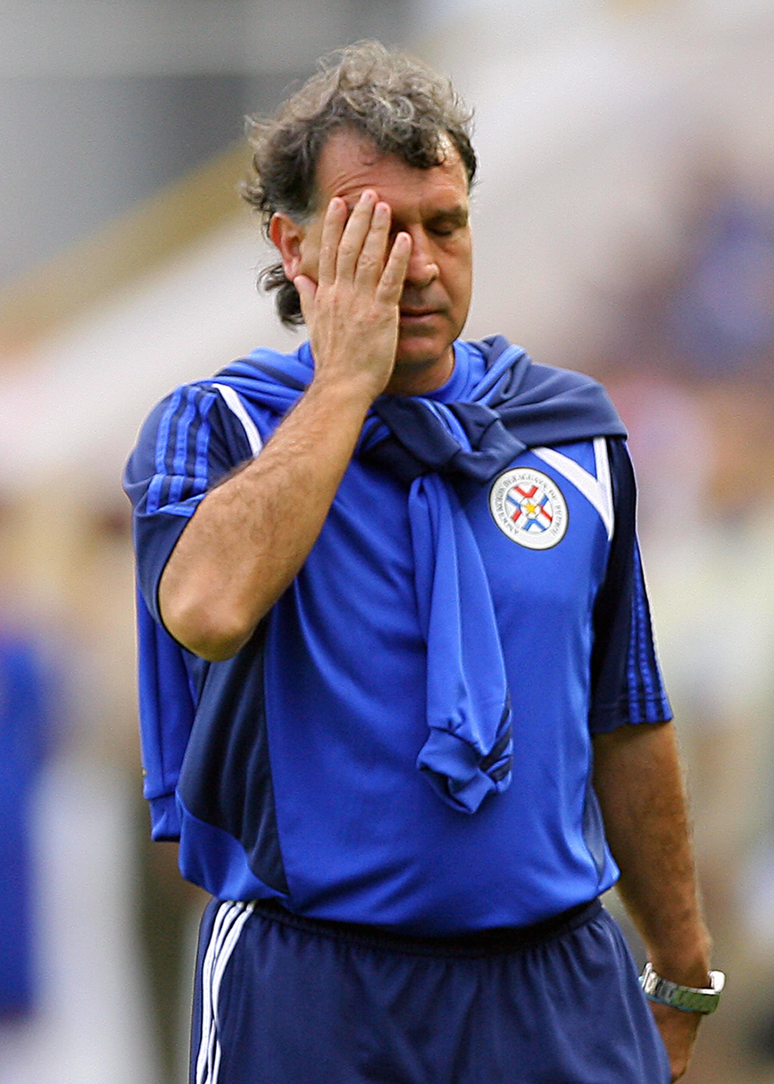 México Paraguay Copa América 2007 Tata Martino
