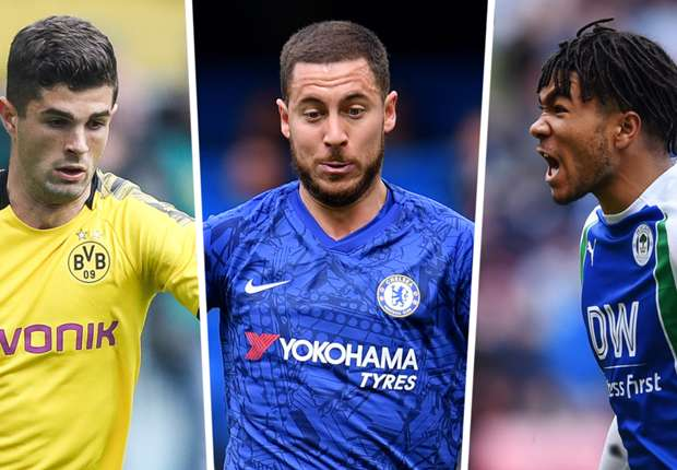 fcf7b4e0432 Chelsea transfer news  How the Blues will look without Eden Hazard ...
