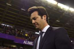 Santiago Solari Real Valladolid Real Madrid LaLiga