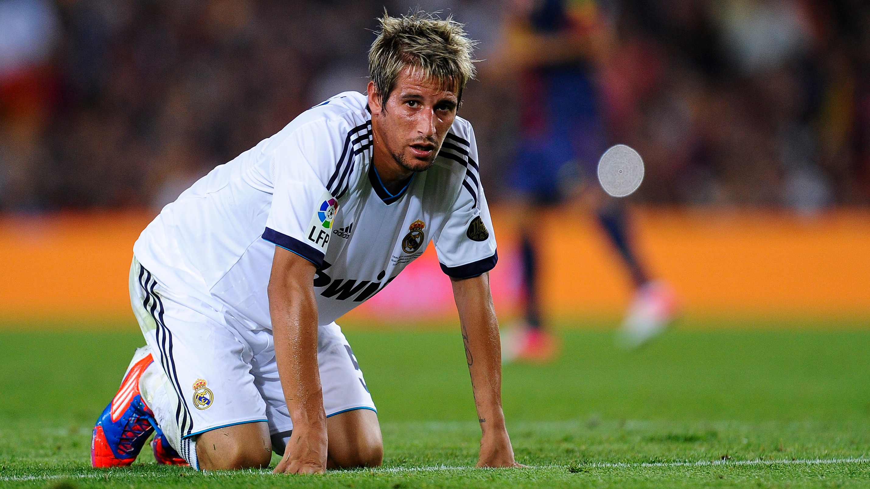 Fabio Coentrao Real Madrid 2012-13