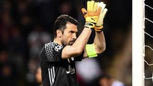 Gigi Buffon Monaco Juventus Champions League