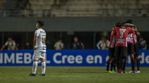Santos River Plate Montevideo Copa Sudamericana