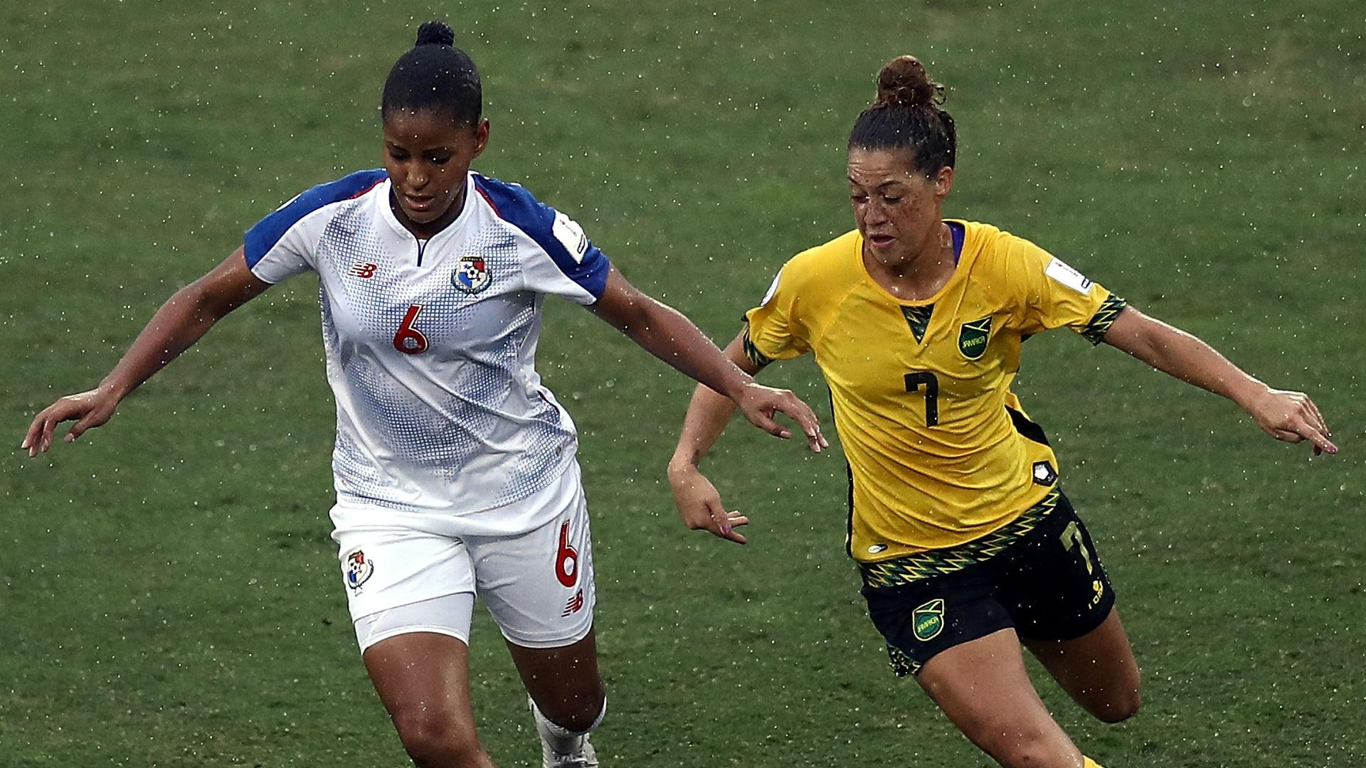 Aldrith Quintero Chinyelu Asher Panama Jamaica Concacaf women's