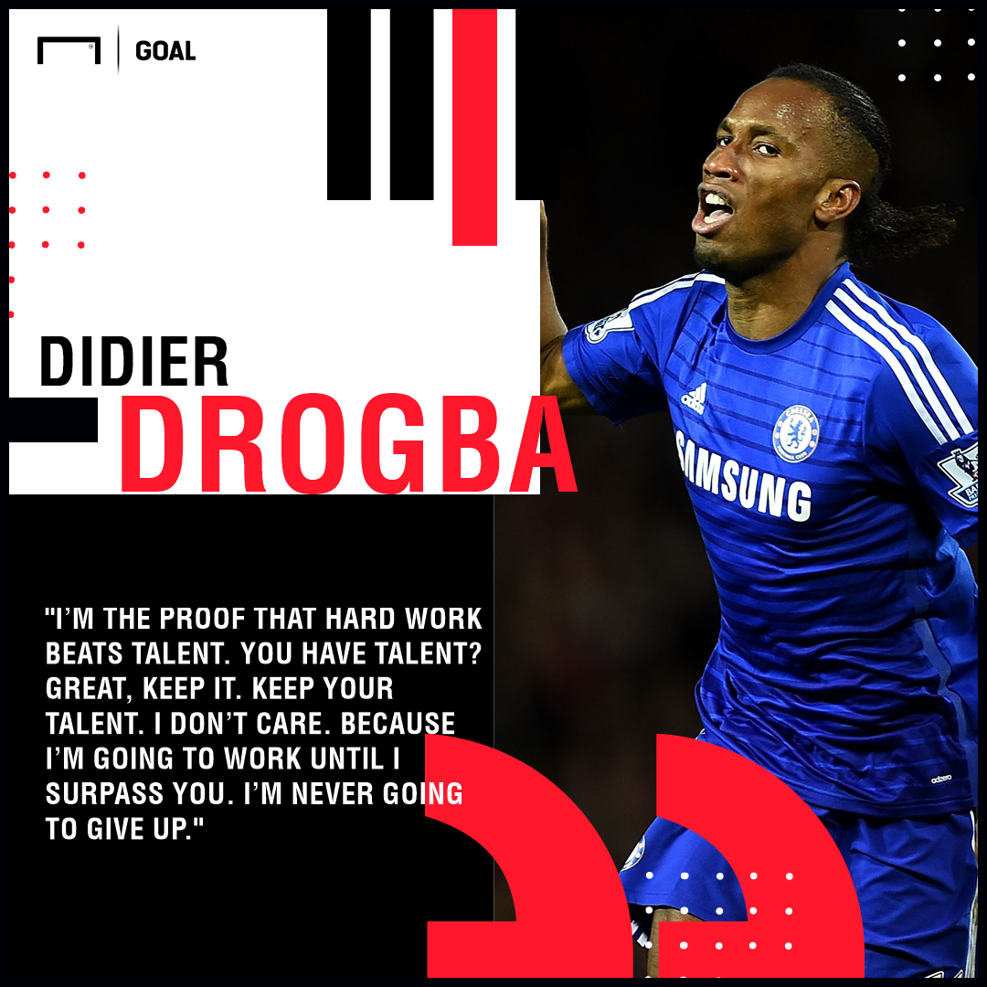 Didier Drogba Chelsea 2011-12