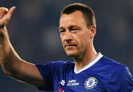 Man City 'held talks with Terry' over £200k-a-week deal