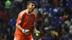 Nahuel Guzmán Liga MX Clausura 2018