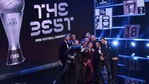 FIFA The Best Weltfußballer TV LIVE STREAM