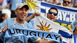 Uruguay fans World Cup