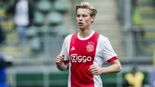 Frenkie de Jong, ADO - Ajax, 17092017