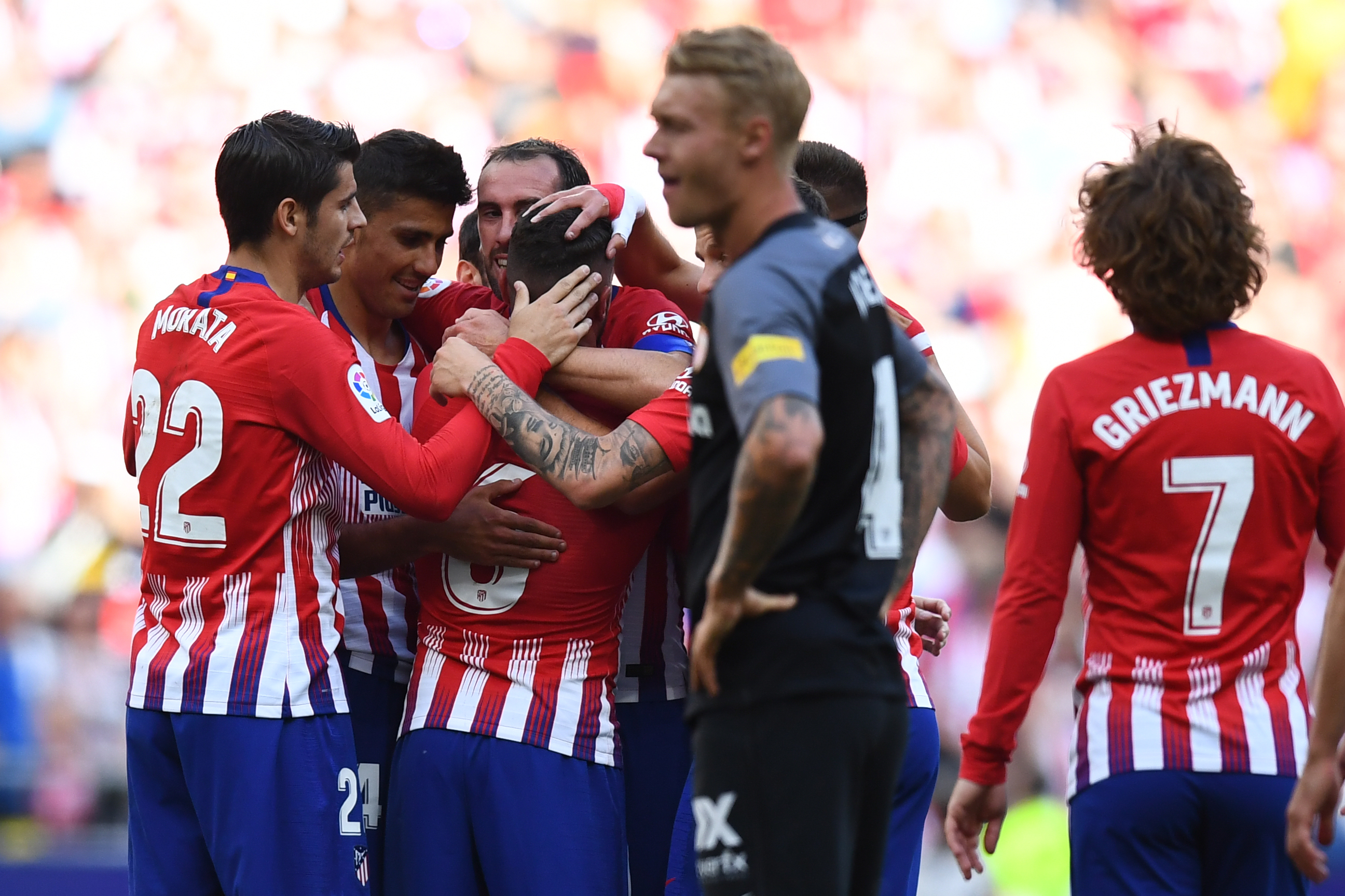 Atlético de Madrid visitará al Atlético de San Luis — Duelo de hermanos