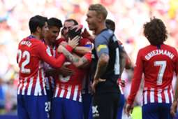 Atletico Madrid Sevilla LaLiga