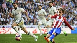 Antoine Griezmann Real Madrid Atletico Madrid La Liga