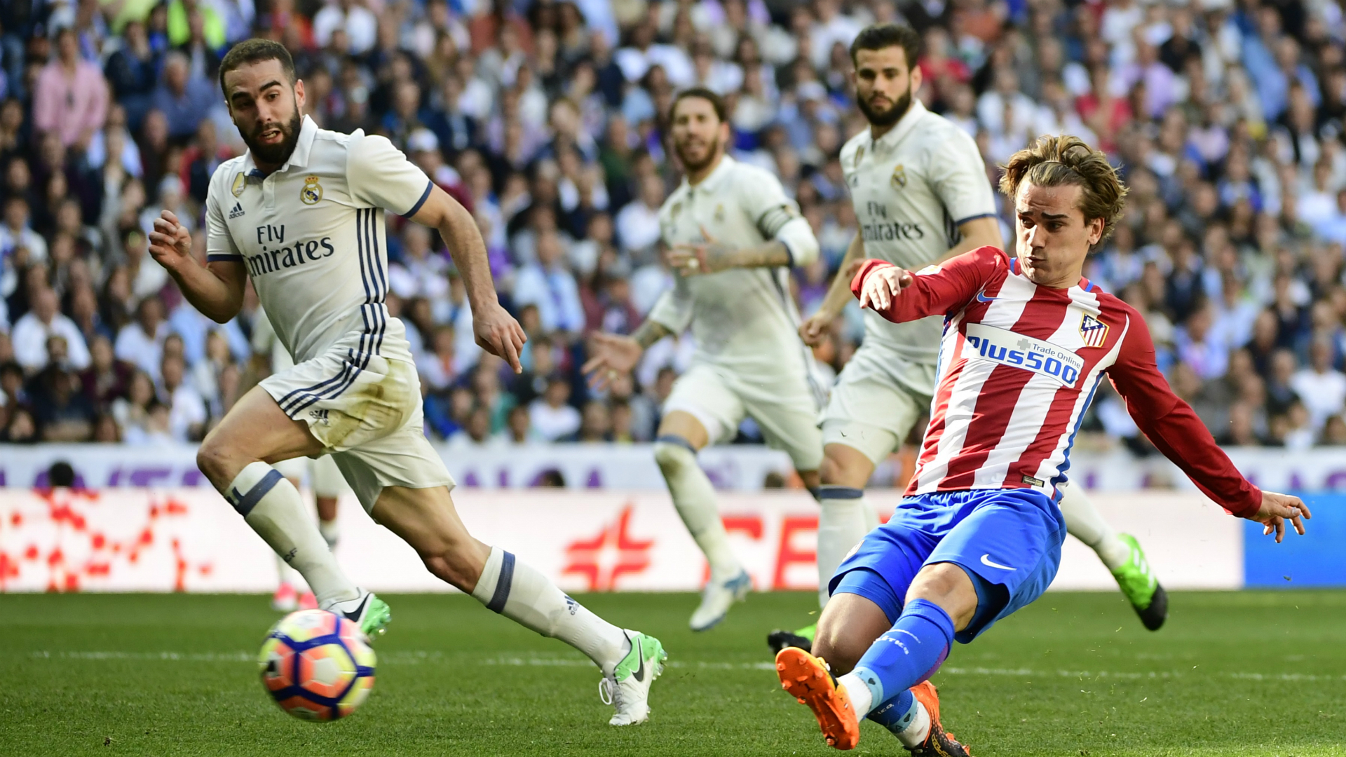 Atletico will never get a better chance to end Madrid hoodoo and win Champions League