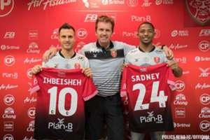 Jaka Ihbeisheh, Mike Mulvey & Sadney Urikhob