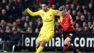 Javier Pastore Rennes PSG Coupe de la Ligue 30012018.jpg