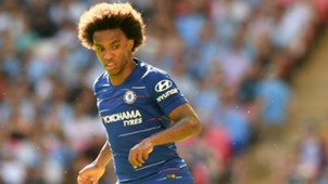 Willian Chelsea Community Shield 2018