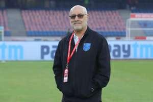 Nelo Vingada Delhi Dynamos Kerala Blasters