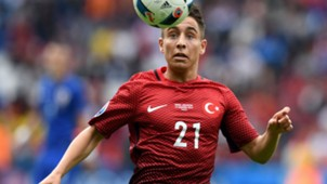 Emre Mor Turkey Croatia 06122016